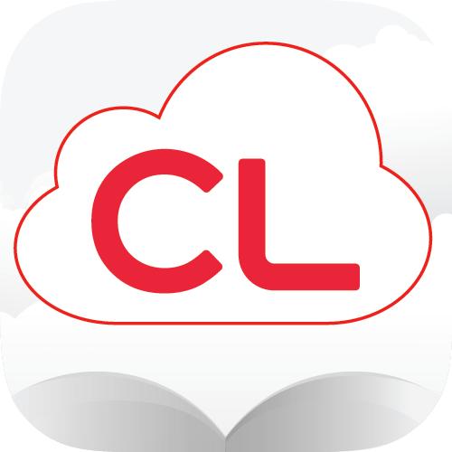 Cloud Library icon