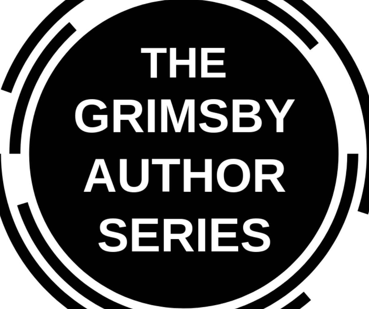 Grimsby Author Series logo