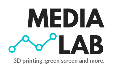 Media Lab graphic