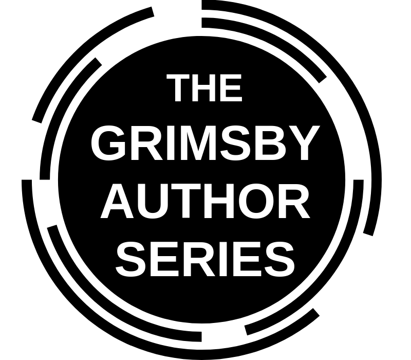 Grimsby Author Series graphic