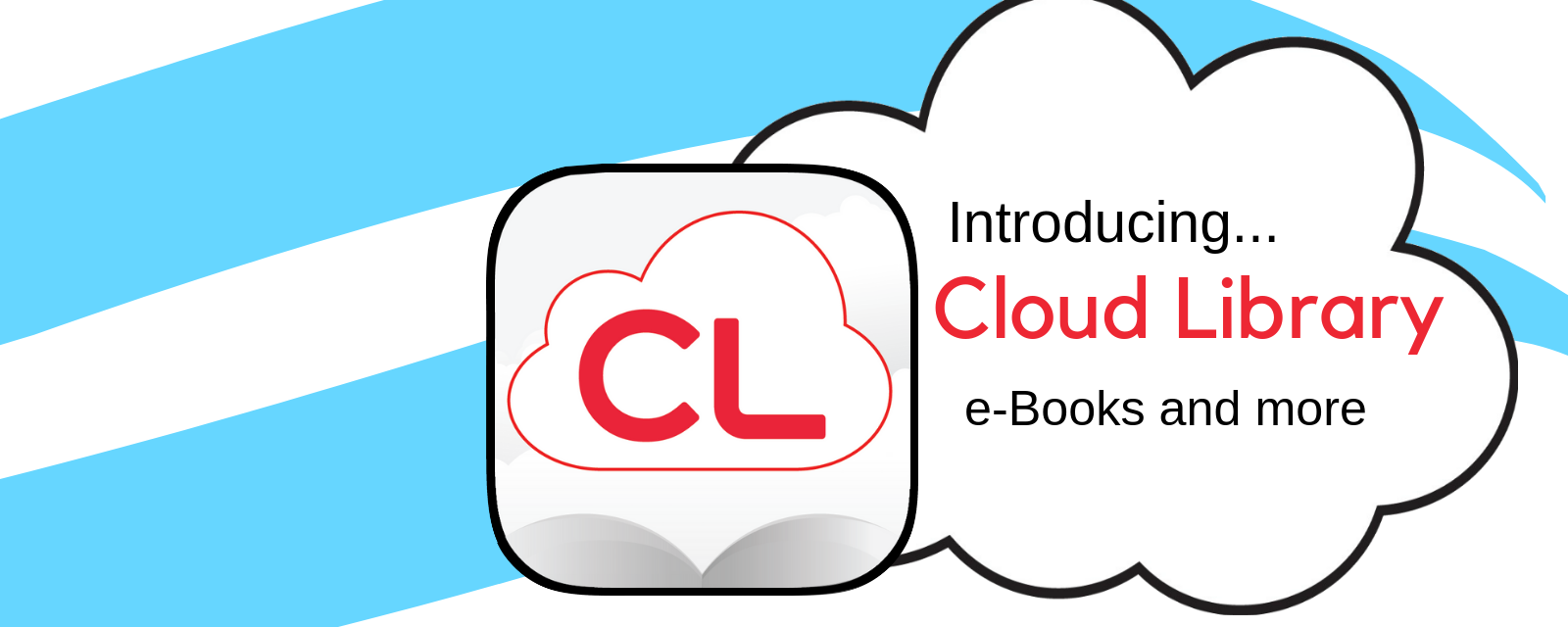 Cloud Library graphic