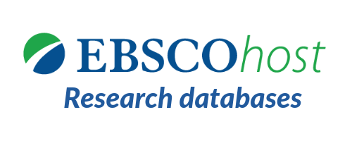Ebscohost research databases button