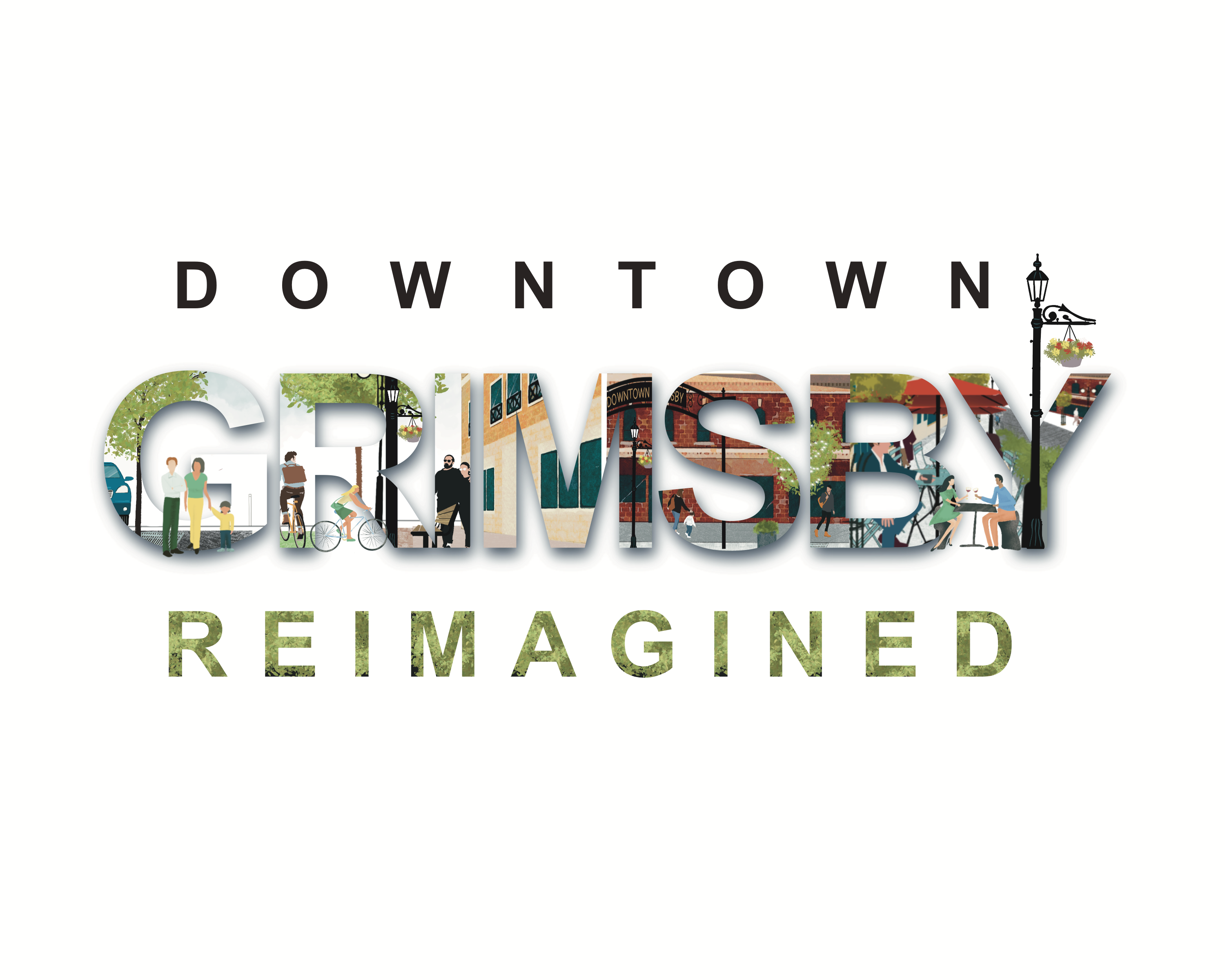 Downtown Reimagined Logo